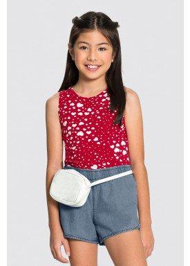 regata cotton infantil juvenil feminino coracoes vermelho alakazoo 31581 1