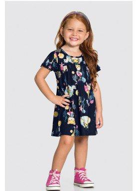 vestido malha lightness infantil feminino oceano marinho alakazoo 31793 1