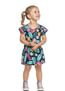 vestido meia malha infantil feminino frutas marinho elian 231424 1