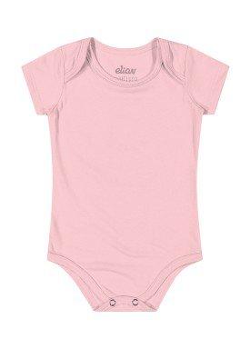 body cotton bebe feminino rosa elian 50032