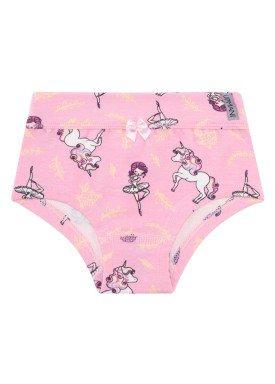 calcinha infantil feminina bailarina rosa upman mini 464c5